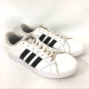 Adidas Neo Baseline Sneakers Old School SZ 7 1/2